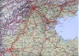 Beijing Map Beijing Region Map 1b Beijing Tangshan Tianjin Shijiazhuang By