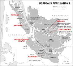 France Region Map by Bordeaux Wine Google Zoeken France Bordeaux Pinterest