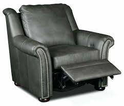 Black Leather Recliner Leather Reclining Armchair Bonded Leather Modern Recliner Armchair