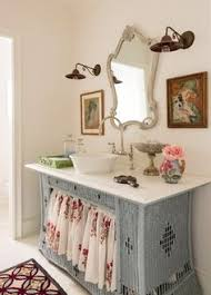 country living bathroom ideas make a small bath look larger upstairs bathrooms countertop and