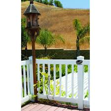 exterior appealing wooden fence on backyard pool with cool