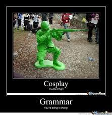 Grammar Meme - grammar by awesome1 meme center