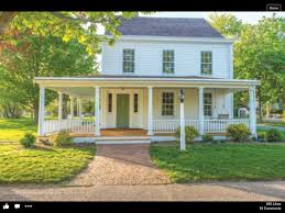 Farmhouse With Wrap Around Porch 339 Best Dream Farm House Images On Pinterest Farmhouse Style