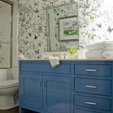 Blue Bathroom Vanity by Knox Bathroom Blue Vanity White Subway Tile For Shower Penny