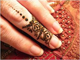 easy hand henna tattoos best henna design ideas