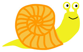 cartoon animals homepage clipart net funny snail clip art library