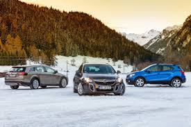 riwal888 blog new opel 4x4 intelligent all wheel drive