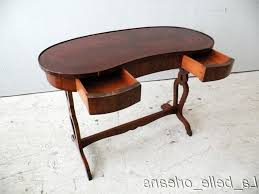 kidney shaped table for sale fine french mahogany kidney shape deskvanity lk for sale kidney