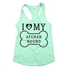 afghan hound in clothes shop afghan hound dog shirts t shirts tank tops sweatshirts