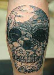 skull and piston tattoos awesome black images part 110 tattooimages biz