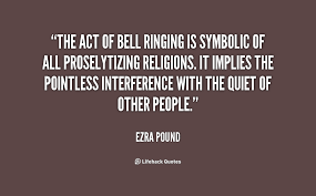 quotes about bell ringing 48 quotes