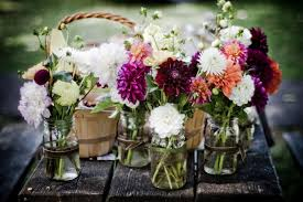 jar flowers me up jars of flowers