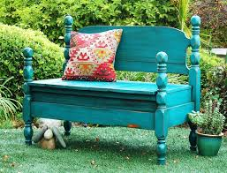 How To Build A Garden Bench 20 Diy Outdoor Projects The Idea Room