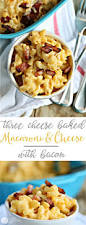 three cheese baked mac and cheese with bacon today u0027s creative life