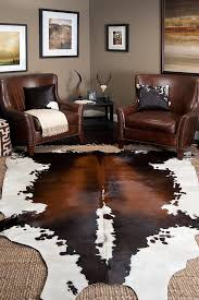 Bare Skin Rug 21 Masculine Rooms Interior For Life