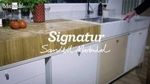 Marbodal Signatur Sandell Marbodal Huggkubbe Youtube