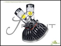 Led Car Light Bulb by Oracle 10 13 Mercedes Benz C250 56w Led White H7 Low Beam