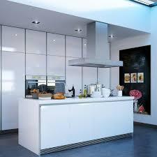 evier cuisine design cuisines ilot central cuisine design moderne evier integre blanc