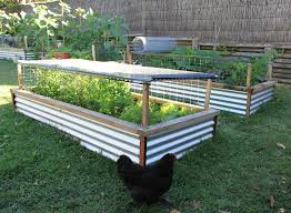 Diy Garden Bed Ideas How To Make A Raised Bed Garden Large And Beautiful Photos