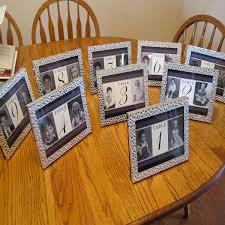 Wedding Table Number Ideas Usabride Blog Reception Planning