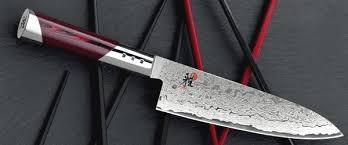 materiel cuisine japonais couteaux de cuisine japonais miyabi 7000mcd