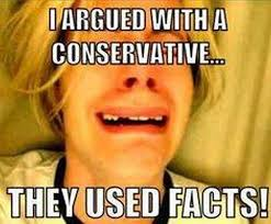 Funny Conservative Memes - hilarious meme reveals every whiny liberals greatest fear