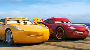 the three cars that would cars 3 trailer 1 3 2017 youtube
