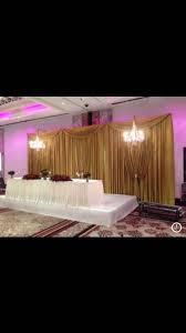 wedding backdrop gumtree wedding backdrops artificial flowers fabric crystals in