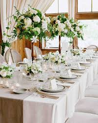 79 white wedding centerpieces martha stewart weddings