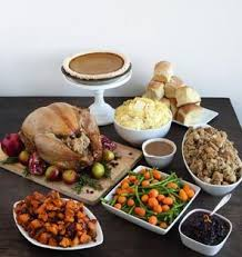 complete turkey dinner order now to outsource your thanksgiving turkey food wine