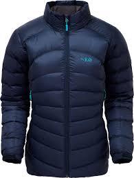 Rab Duvet Jacket Womens Ladies Down Jackets Go Outdoors
