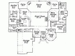 Home Plans 5 Bedroom Single Story 5 Bedroom House Plans Trend 3 One Story 3 Bedroom 2