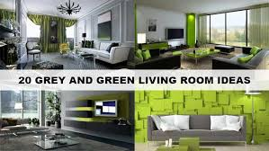 Living Room Design DesignBox - Green living room design