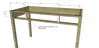 Pottery Barn Dawson Desk Free Diy Furniture Plans To Build A Pottery Barn Kids Inspired