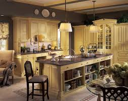 kitchen ideas for homes country kitchen decorating ideas pertaining to 22
