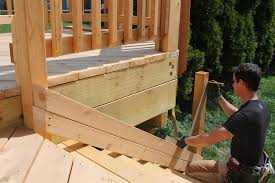 Stair Banister Installation Deck Stair Railing Installation Deck Stair Railing Placement And
