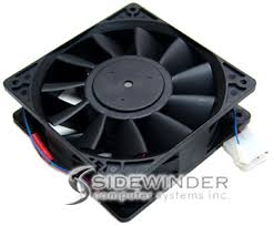 high cfm case fan delta pfb1212uhe 120x38mm ultra high speed 252 cfm 120
