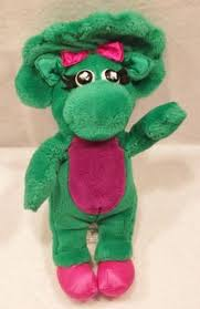 barney purple dinosaur tv