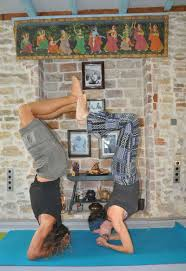 help with yoga in and outside in worms germany