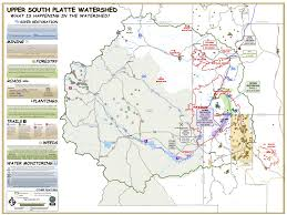 Platte River Map Our Impact Coalition For The Upper South Platte