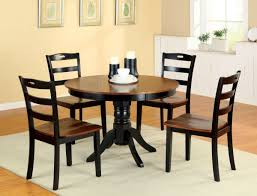 small round wood kitchen table dining room furniture round wood dining table round dining table