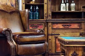 Rustic Cabin Furniture Modern Rustic And Handcrafted Cabin Furniture New West Furniture