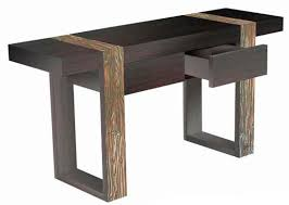 Wooden Console Table Modern Rustic Sofa Tables Refined Rustic Consoles Tables