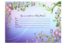 printable baby shower invitation cards theruntime