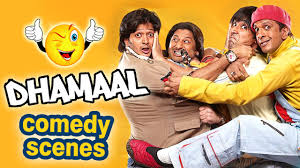 comedy film video clip dhamaal crazy moments youtube