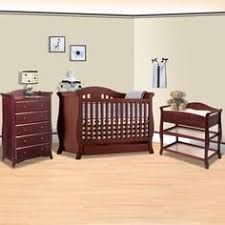 Baby Convertible Crib Sets Storkcraft 2 Nursery Set Vittoria 3 In 1 Convertible Crib