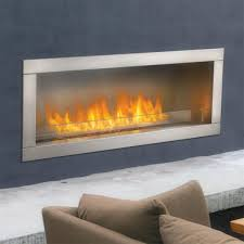 napoleon gss48 outdoor linear 1 sided natural gas fireplace at