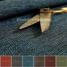 Textured Chenille Upholstery Fabric New Plain Smooth Textured Chenille Upholstery Fabric Sold By The