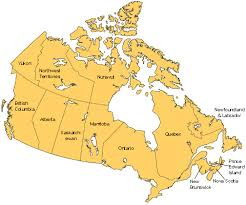 capital of canada map lforrest map of canada