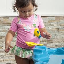 step 2 water table with umbrella step2 spill and splash seaway water table sand water tables